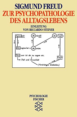 9783596104383: Zur Psychopathologie DES Alltagslebens (German Edition)