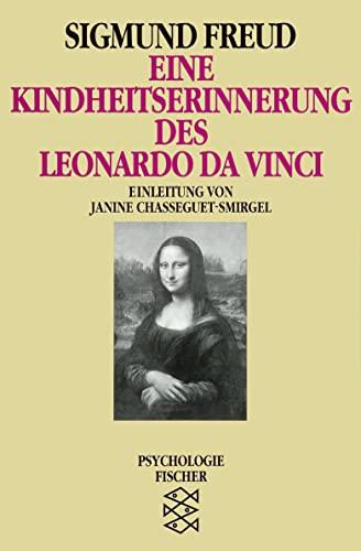9783596104574: Eine Kindheitserinnerung des Leonardo da Vinci.
