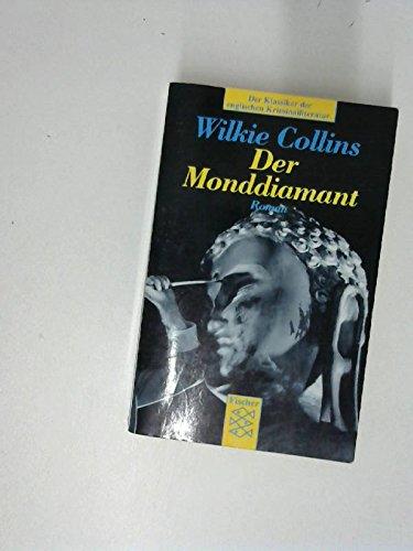 9783596104789: Der Monddiamant. Roman
