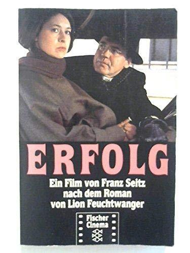 Erfolg. Buch zum TV- Film.: Lion Feuchtwanger