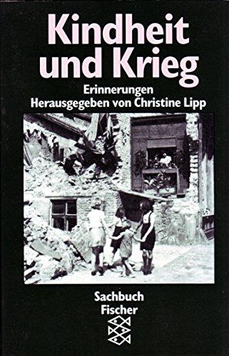 9783596106592: Kindheit im Krieg. Erinnerungen