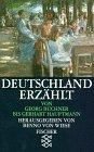 9783596109838: Wiese/Deut. Erzahlt/Buchner