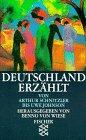 9783596109845: Deutschland Erzahlt: 3.Von Schnitzler Bis Johnson (German Edition)