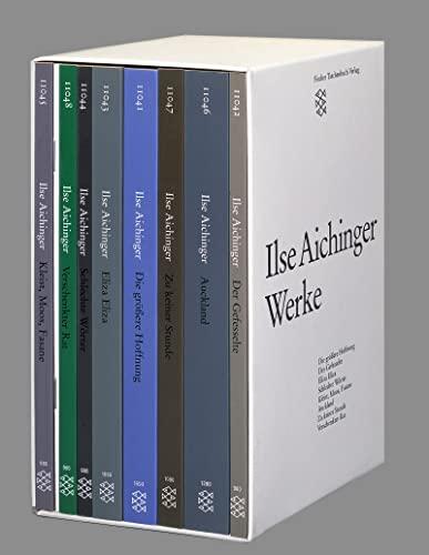 9783596110407: Ilse Aichinger Werke.