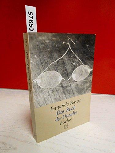 9783596112128: Das Buch der Unruhe