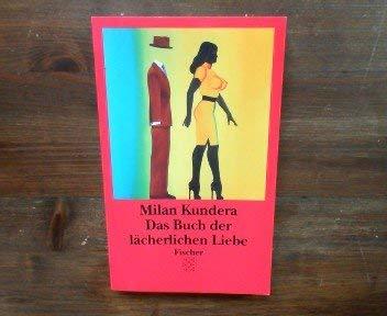Das Buch der lächerlichen Liebe - bk196: Milan Kundera