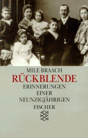 9783596113460: Rückblende: Erinnerungen einer Neunzigjährigen (German Edition)