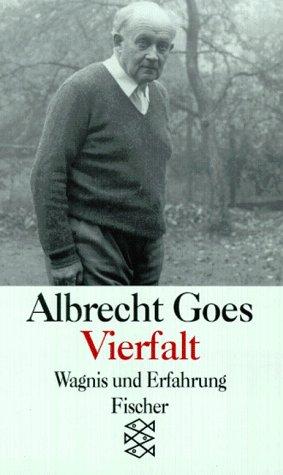 9783596116331: Vierfalt: Wagnis und Erfahrung (German Edition)