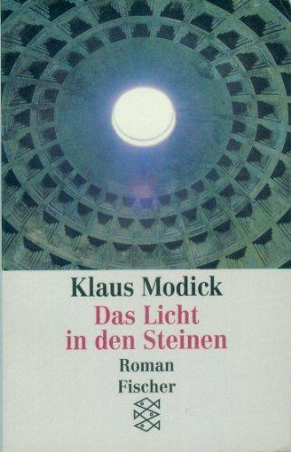 9783596117604: Das Licht in den Steinen. Roman