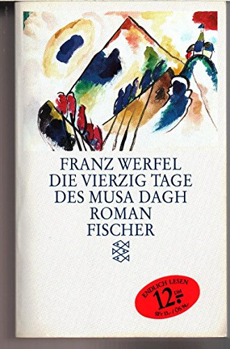 9783596119110: Die vierzig Tage des Musa Dagh. Roman.