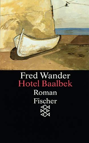 9783596119721: Hotel Baalbek