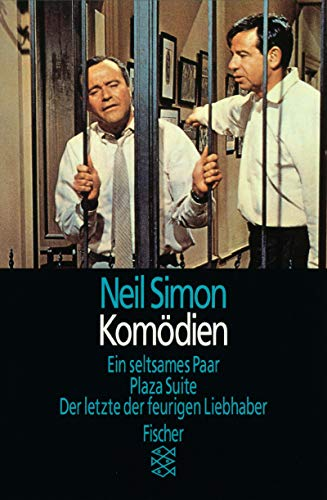 Komödien : Ein seltsames Paar Plaza Suite : Der letzte der feurigen Liebhaber (3596119863) by Simon, Neil
