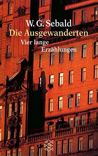 9783596120567: Die Ausgewanderten: Vier lange Erzählungen (German Edition)
