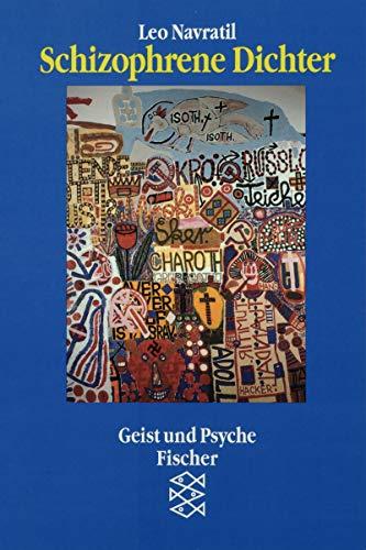 9783596121366: Schizophrene Dichter.