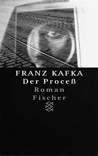Fischer Taschenbucher: Der Prozeß, Roman, Originalfassung: KAFKA Franz