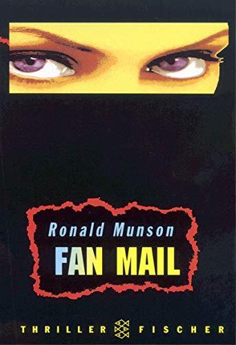 9783596128792: Fan Mail. Roman
