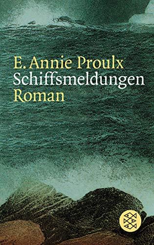 9783596130412: Schiffsmeldungen (English and German Edition)