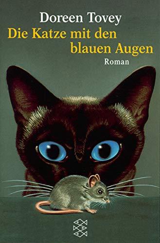 9783596134519: Die Katze mit den blauen Augen: Roman