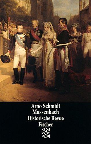 9783596134953: Schmidt, A: Massenbach: Historische Revue