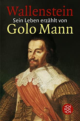 9783596136544: Wallenstein: Sein Leben erzählt von Golo Mann