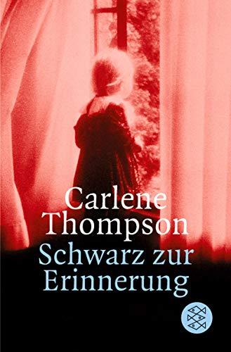 9783596142279: Schwarz zur Erinnerung. Roman.