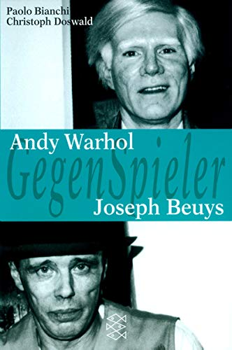 9783596147335: Gegenspieler: Andy Warhol / Joseph Beuys