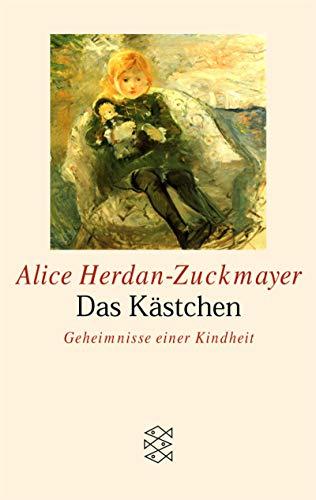 9783596148523: Das Kästchen, Groádruck
