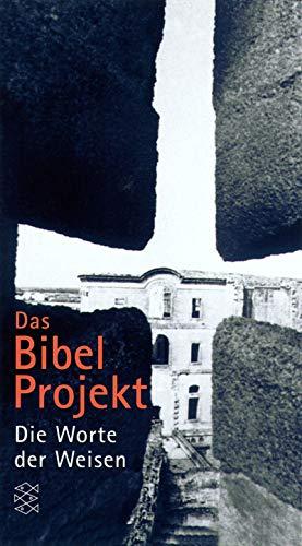 9783596149902: Das Bibel Projekt. Die Worte der Weisen.(Kassette mit zwölf Bänden)