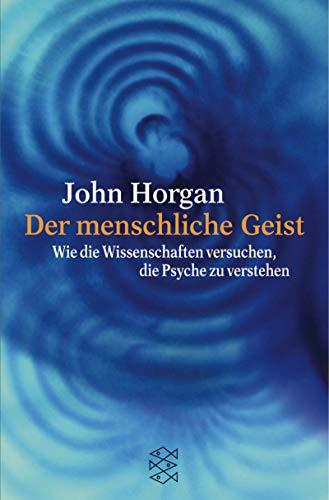 9783596151394: Der menschliche Geist.