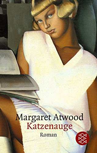 Katzenauge.: Atwood, Margaret