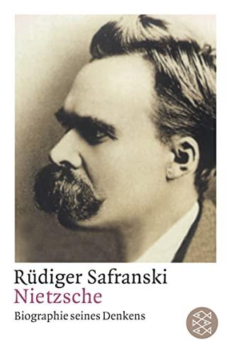9783596151813: Nietzsche - Biographie Seines Denkens (German Edition)