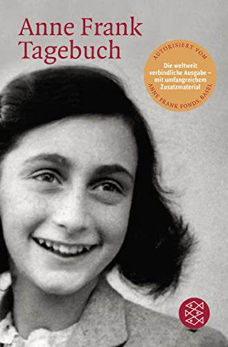 9783596152773: Anne Frank Tagebuch (German Edition)