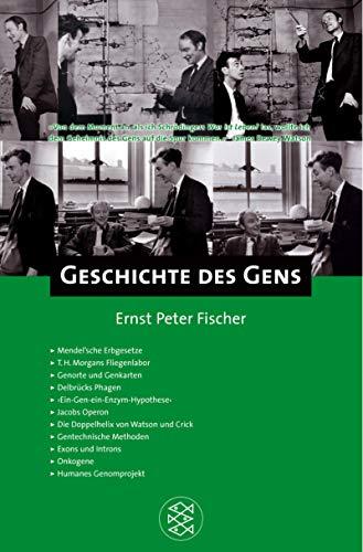 Fischer, E: Geschichte des Gens von Fischer,: Fischer, Ernst Peter