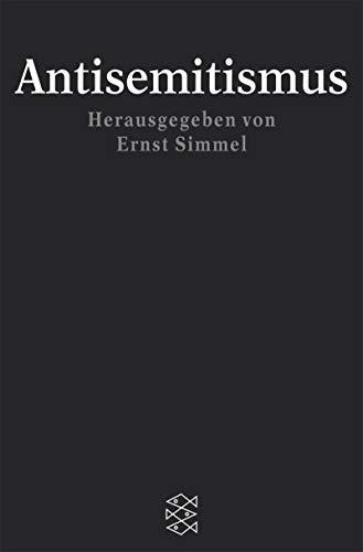 Antisemitismus.: Simmel, Ernst