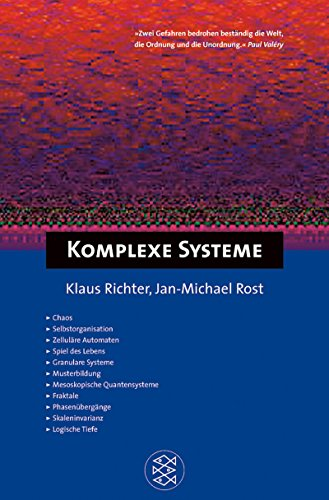 9783596155507: Komplexe Systeme