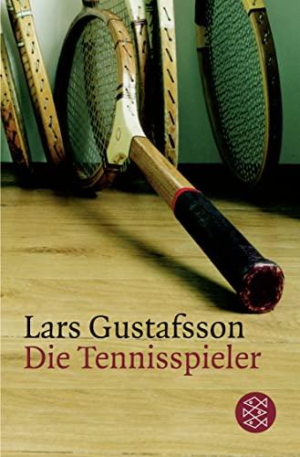 9783596156481: Die Tennisspieler.