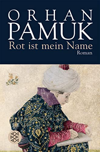 9783596156603: Rot Ist Mein Name
