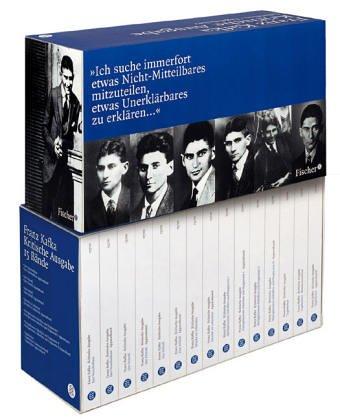 9783596157006: Kritische Ausgabe in 15 Bänden. Limitierte Sonderausgabe. Schriften und Tagebücher.