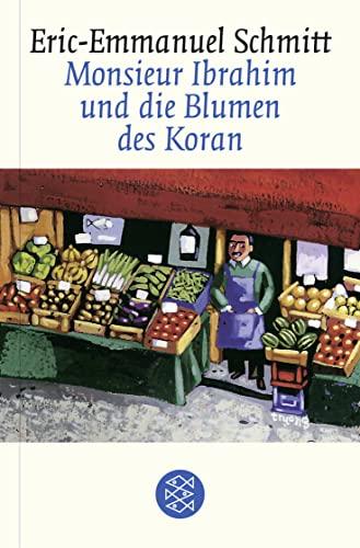 9783596161171: Monsieur Ibrahim Und Die Blumen DES Koran (German Edition)