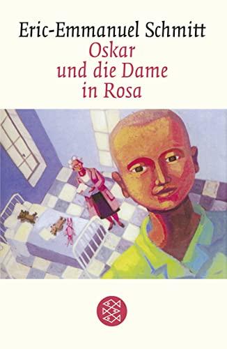 9783596161317: Oskar und die Dame in Rosa