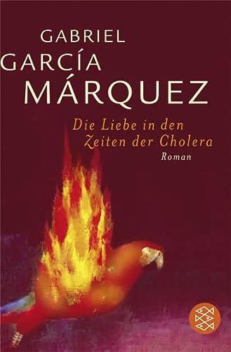 9783596162512: Die Liebe in den Zeiten der Cholera