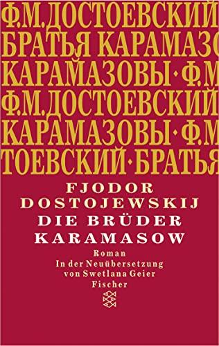 9783596163588: Die Brüder Karamasow
