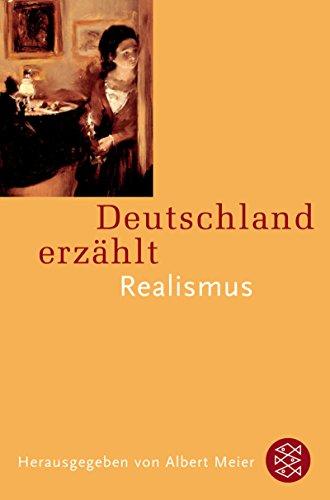 9783596169429: Deutschland erz�hlt, Realismus