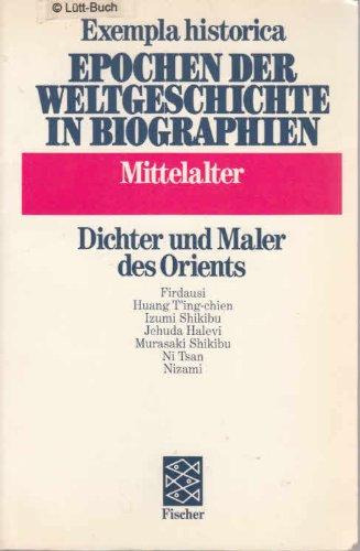 Epochen der Weltgeschichte in Biographien: Exempla historica