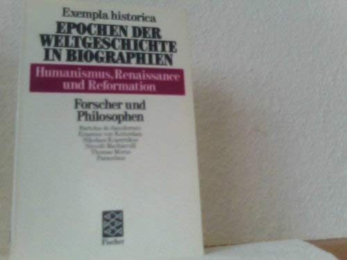Exempla historica. Bd. 23. Epochen der Weltgeschichte