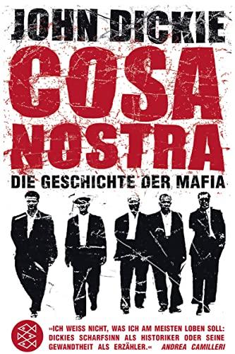 9783596171064: Cosa Nostra: Die Geschichte der Mafia
