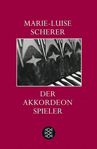 9783596171385: Der Akkordeonspieler: Wahre Geschichten aus vier Jahrzehnten