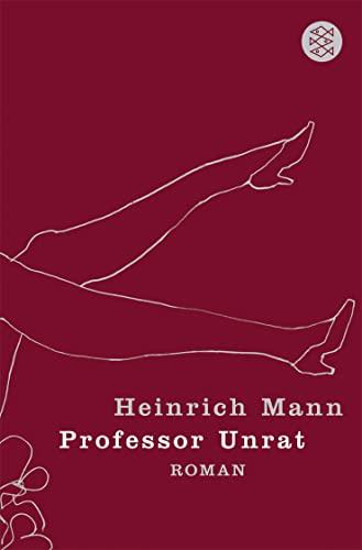 9783596173303: Professor Unrat: oder Das Ende eines Tyrannen