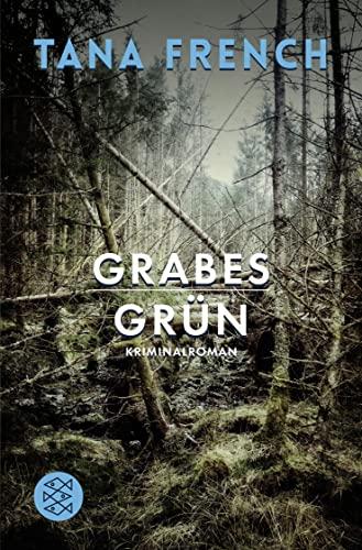 9783596175420: Grabesgrün: Kriminalroman
