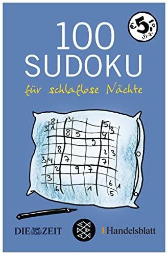 9783596176052: 100 Sudoku für schlaflose Nächte